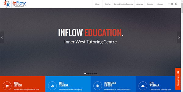 Inflow Education - Inner West Tutors